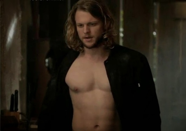 "Coleman as Oliver in ""The Originals""."