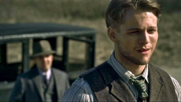 "Coleman as Billy Winslow in Season One of HBO's ""Boardwalk Empire"" (2010)."